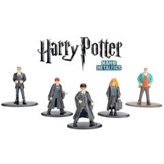 Kit com 5 Miniaturas em Metal Nano Metalfigs - Harry Potter