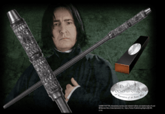 Varinha Severus Snape Noble Collection - Harry Potter