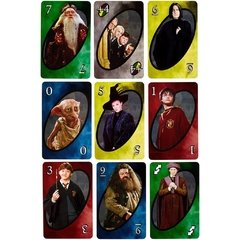 Jogo de Cards UNO Harry Potter Original Mattel na internet
