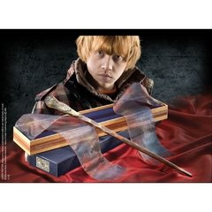 Varinha Rony Weasley Caixa Olivaras por Noble Collection - Harry Potter - comprar online