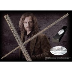 Varinha Sirius Black Noble Collection - Harry Potter