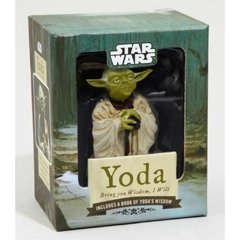 Estatueta Yoda: Bring You Wisdom, I Will - Star Wars - comprar online