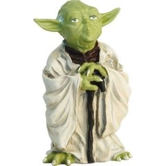 Estatueta Yoda: Bring You Wisdom, I Will - Star Wars