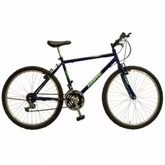 Bicicleta Mountain Bike Acero Rodado 26 18v M1