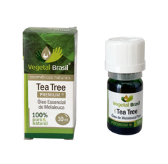 Tea Tree Oil   ( Óleo de Melaleuca )