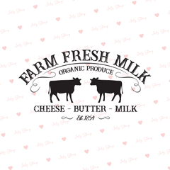 C049 - Farm fresh milk
