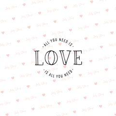 F737 - All you need is love