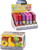 Brilho Labial Roll-on Teen de Frutas Safira - Display 24 unidades