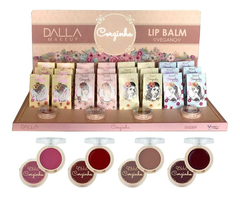 Display 24 Lip Balm Dalla Corzinha Vegano DL0309