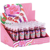Display 24 Lip Tint Vivai  Fruits Formato de Bala 3019.1