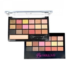 Paleta de Sombras Ruby Rose Be Fabulous HB-9931
