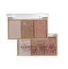 Paleta de Iluminador Ruby Rose Glowing Highlighter HB-7215-4