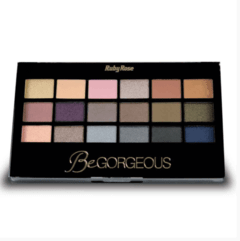 Paleta de Sombras Ruby Rose Be Gorgeous HB-9916