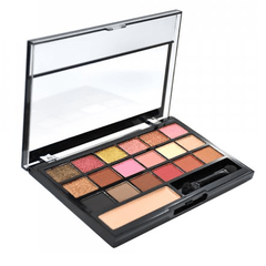 Paleta de Sombras Ruby Rose Be Fabulous HB-9931 na internet