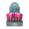 Brilho Labial Infantil Sereia Maria Pink MP10011 - Display 24 unidades