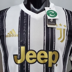 Camisa Juventus Home PLAYER 2020/2021 na internet