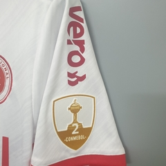 Camisa Internacional (Patch liber.) Away 2020/2021 - Gold Sports