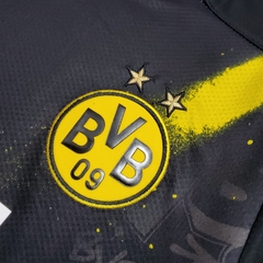 Camisa Borussia Dortmud Away 2020/2021 - Gold Sports