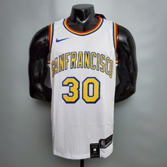 Regata Nike Golden State Warriors Personalizada San Francisco (SILK)