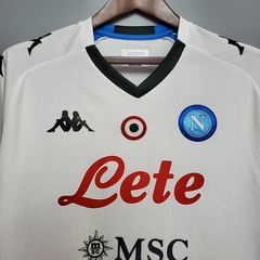 Camisa Napoli Away 2020/2021 na internet