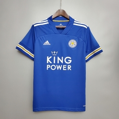 Camisa Leicester City Home 2020/2021