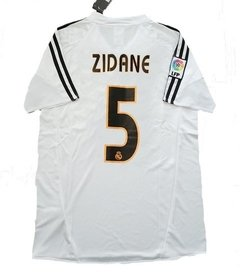Camisa retrô Real Madrid 2004/2005 - comprar online