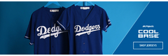 Camisa de Beisebol (MLB) Los Angeles Dodgers - Gold Sports