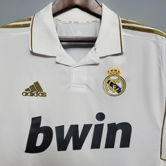 Camisa retrô Real Madrid ''Kaka'' 2011/2012 na internet