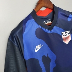 Camisa Estados Unidos Away 2020/2021 - Gold Sports