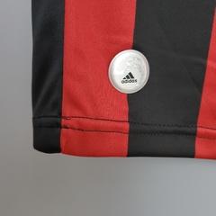 Camisa retrô AC Milan 09/10 - Gold Sports
