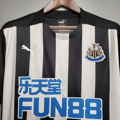 Camisa Newcastle United Home 2020/2021 - comprar online