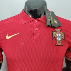 Camisa Portugal Home Player 2020/2021 na internet
