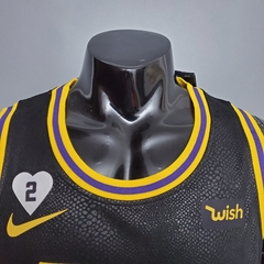 Regata Nike Los Angeles Lakers Personalizada (SILK) na internet