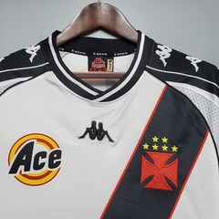 Camisa Vasco Away 2000 - Gold Sports