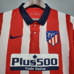 Camisa Atletico de Madrid 2020/2021 - Gold Sports