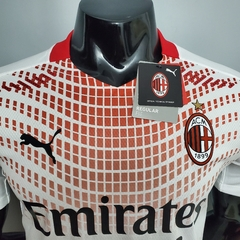 Camisa Milan Away PLAYER 2020/2021 na internet