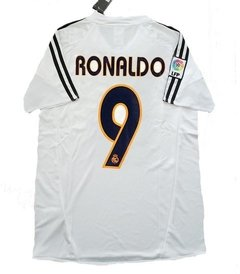 Camisa retrô Real Madrid 2004/2005 na internet