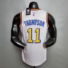 Imagem do Regata Nike Golden State Warriors Personalizada San Francisco (SILK)