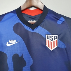Camisa Estados Unidos Away 2020/2021 na internet
