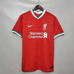 Camisa Liverpool Home 2020/2021