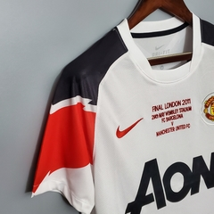 Camisa retrô Manchester United 2010/2011 - Gold Sports