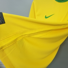 Camisa Brasil Home 20/21 - Gold Sports