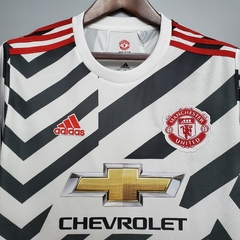 Camisa Manchester United Third 2020/2021 na internet