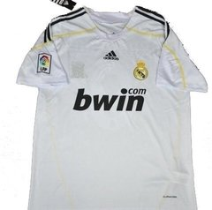 Camisa retrô Real Madrid ''Ronaldo'' 2009/2010