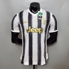 Camisa Juventus Home PLAYER 2020/2021