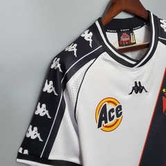 Camisa Vasco Away 2000 na internet