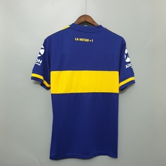 Camisa Boca Juniors Home 20/21 na internet