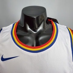 Regata Nike Golden State Warriors Personalizada San Francisco (SILK) na internet