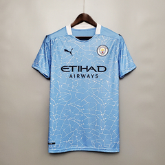 Camisa Manchester City Home 2020/2021