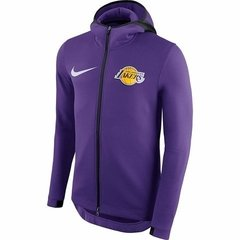 Jaqueta Nike Los Angeles Lakers Therma Flex Showtime